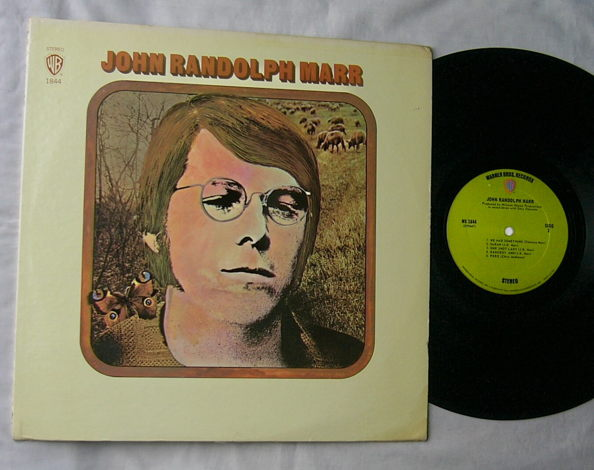 JOHN RANDOLPH MARR LP--SELF