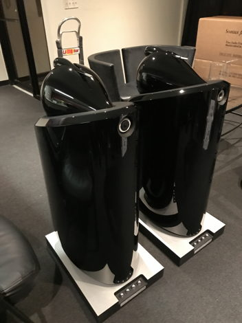 B&W 800D2 Loudspeakers