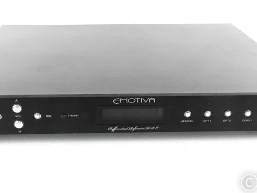 Emotiva XDA-2 DAC; XDA2; D/A Converter (21427)