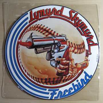 Lynyrd Skynyrd - Freebird - RARE PICTURE DISC UK IMPORT...