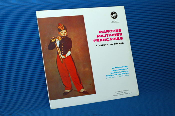 MARCHES MILITAIRES FRANCIASES