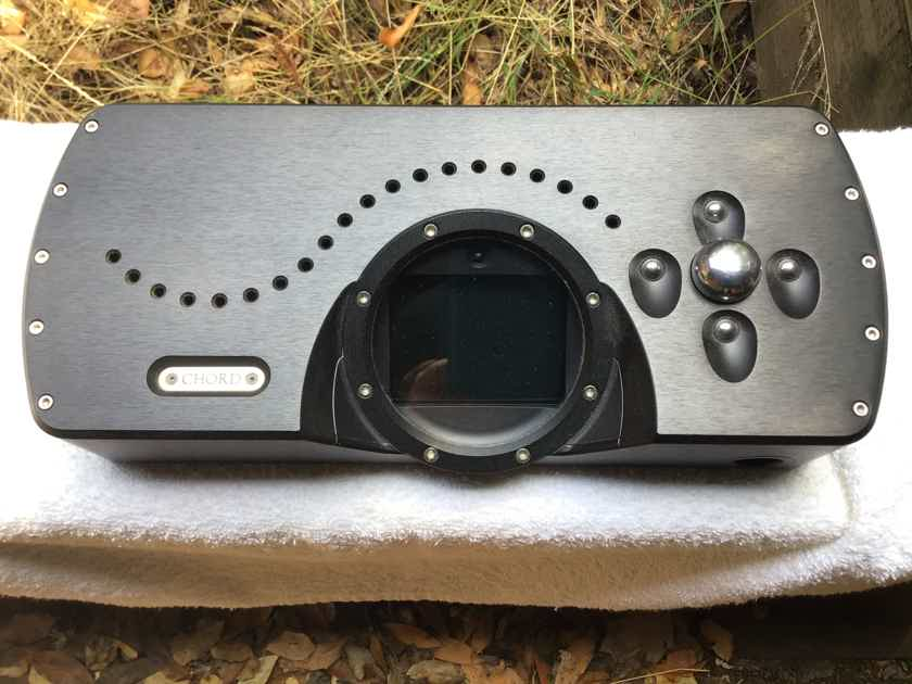 Chord Electronics Ltd. Dave black