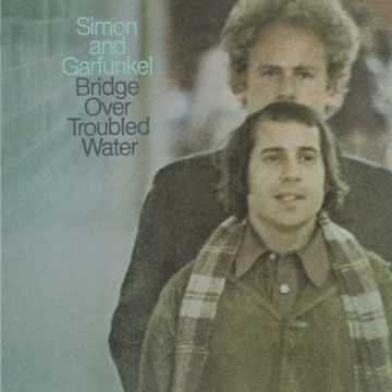 Simon and Garfunkel Bridge Over Troubled Water 200 gram...