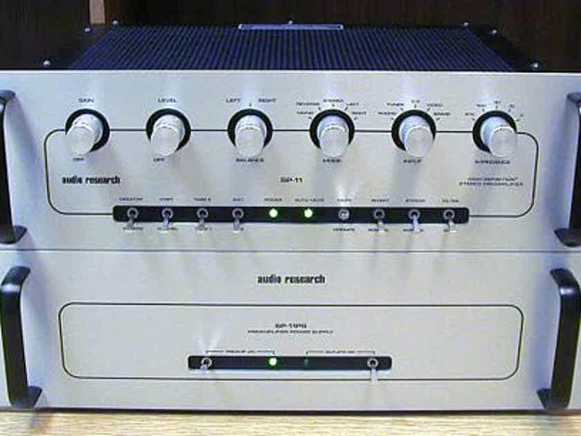 Audio Research SP 11 MK 2 Silver