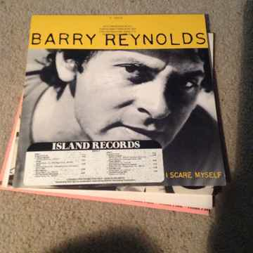 Barry Reynolds - I Scare Myself Island Records Promo Gr...