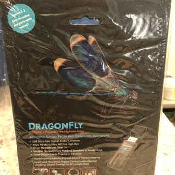 Dragonfly Black V 1.2 NEW IN BOX