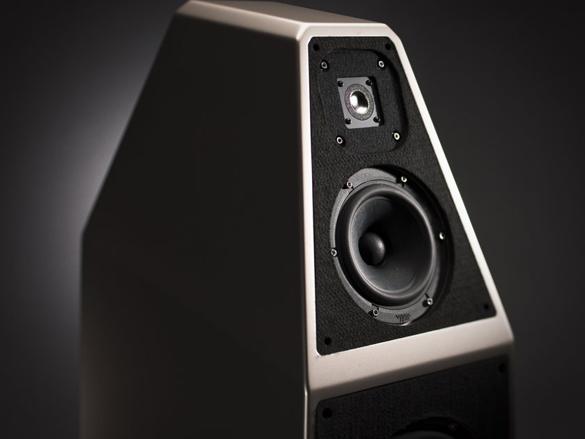 Wilson Audio Sophia mkIII Loudspeakers in Obsidian Black - New in Crate