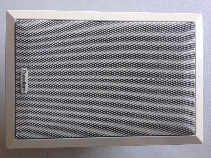 Paradigm AMS250 In-Wall Speakers - (1) Pair - NICE!