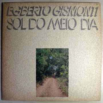 Egberto Gismonti - Sol Do Meio Dia - 1978  ECM Records ...