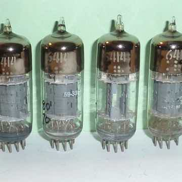 GE 6414 12AT7 E180CC