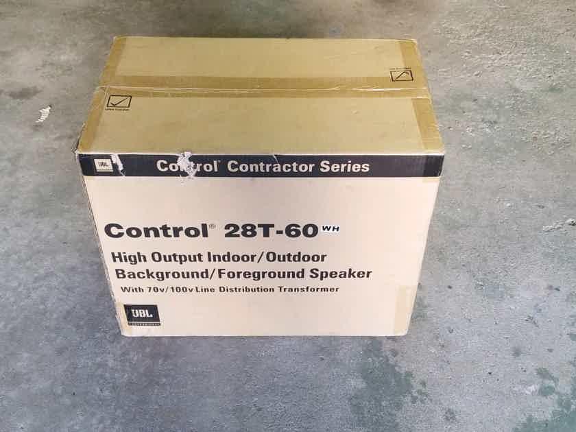 JBL control 28t-60