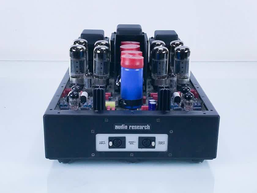 Audio Research VT130 Balanced Stereo Tube Power Amplifier; VT-130 (17181)