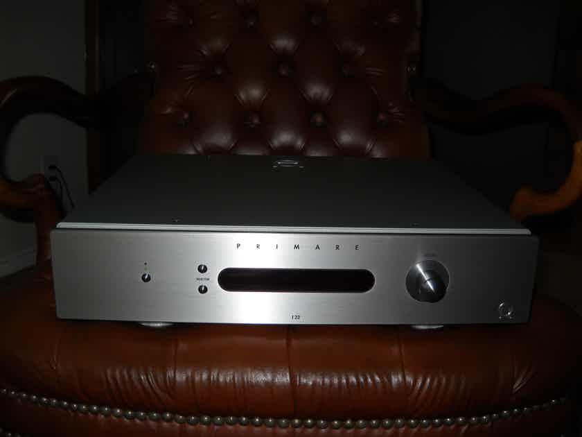 Primare I22 Integrated Amp Titanium Mint Warranty