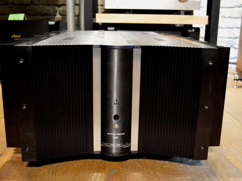 Krell FPB-600c - Full Power Class A Reference Amplifier