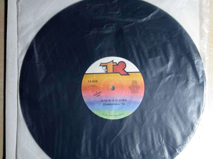 Charanga '76 - Good Times (Como Vamos A Gozar) - 1979 TR Records 12-608