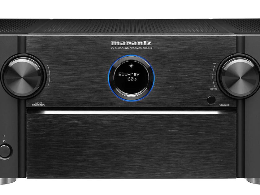 Marantz SR-8015 11.2 Channel 8K AV Receiver