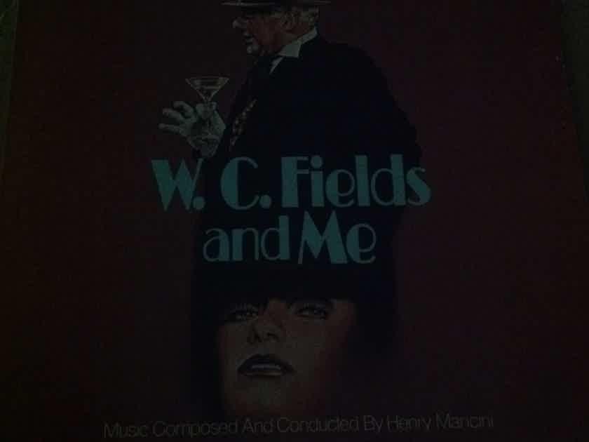 Henry Mancini - W.C Fields & Me MCA Records Vinyl LP NM