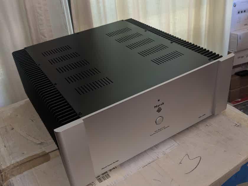 Marsh Sound Design MDA-400S Power Amplifier