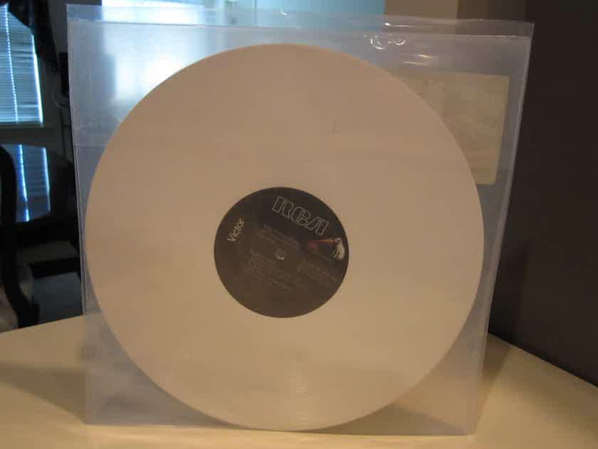 JEFFERSON AIRPLANE  WHITE RABBIT, WHITE VINYL LP