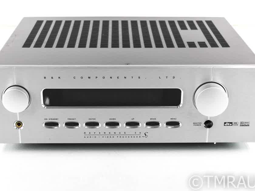 B&K Reference 50 S2 7.1 Channel Home Theater Processor; Remote (23696)