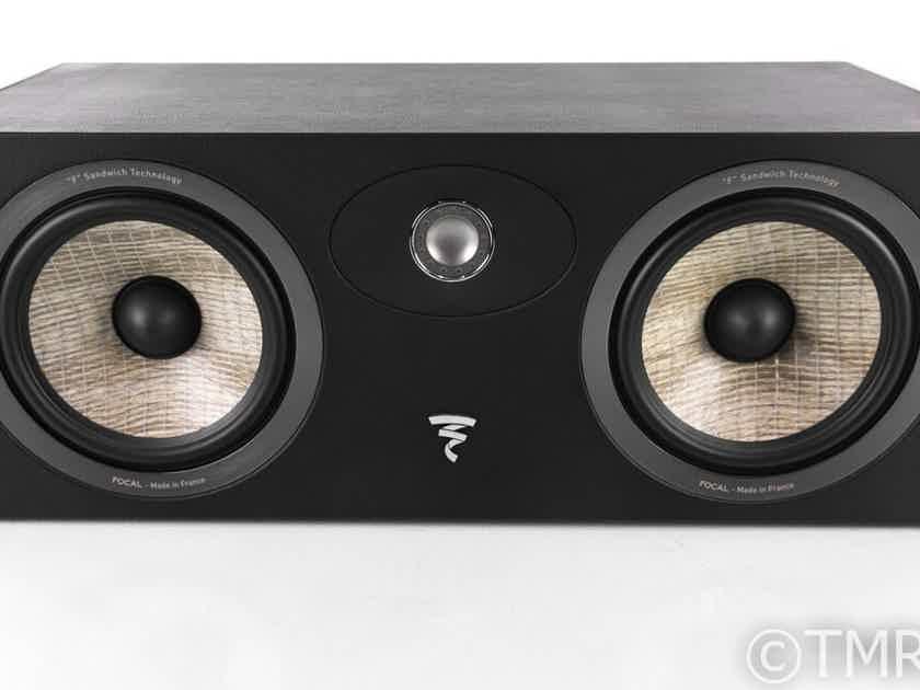 Focal Aria CC900 Center Channel Speaker; Black (21937)