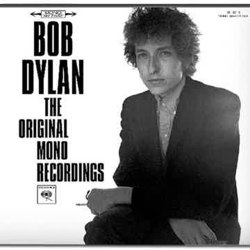 Bob Dylan The Original Mono Recordings 180g 9LP Box Set