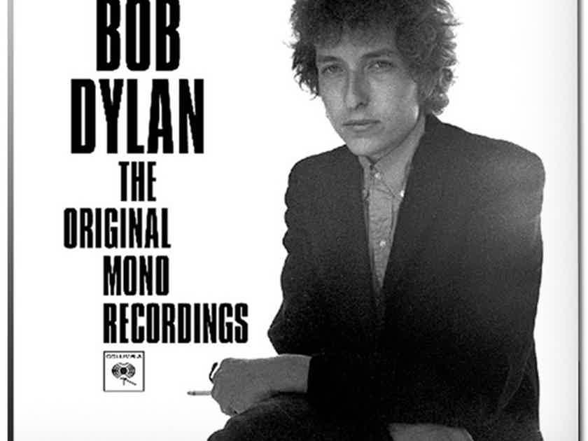 Bob Dylan Bob Dylan The Original Mono Recordings 180g 9LP Box Set