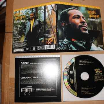 Marvin Gaye - What's Going On MoFi Original Master Limi...