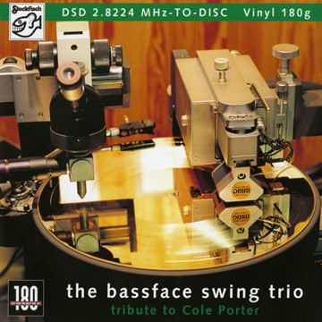 The BassFace Swing Trio  A Tribute to Cole Porter