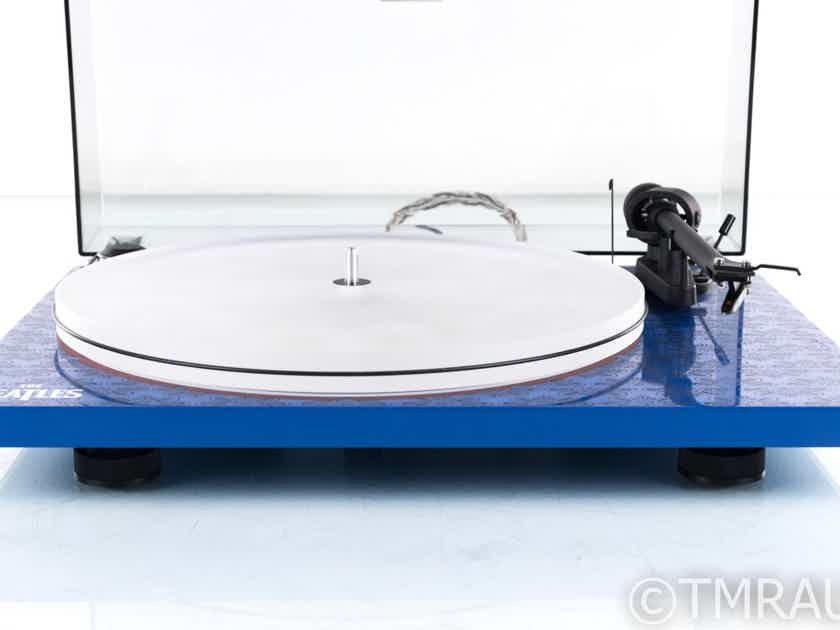 Pro-Ject Essential III Sgt. Pepper's Drum Turntable; DC; Ortofon OM 10 Cartridge (21124)