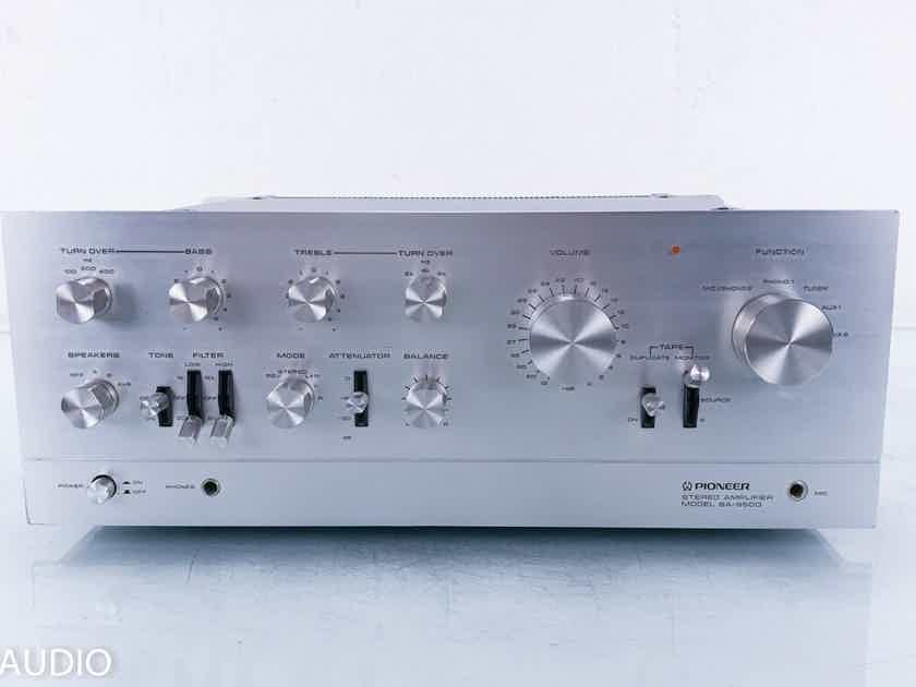 Pioneer SA-9500 Vintage Stereo Integrated Amplifier; MM Phono (13453)