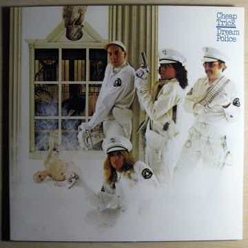 Cheap Trick - Dream Police  - 1979 Epic FE 35773