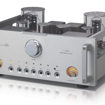 L-7000 with Constant Impedance Attenuator!