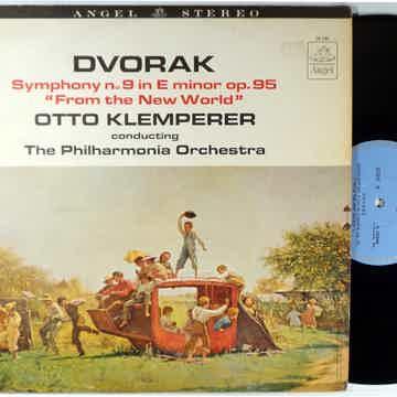Dvorak, Klemperer, Philharmonia Symphony No. 9, From The New World