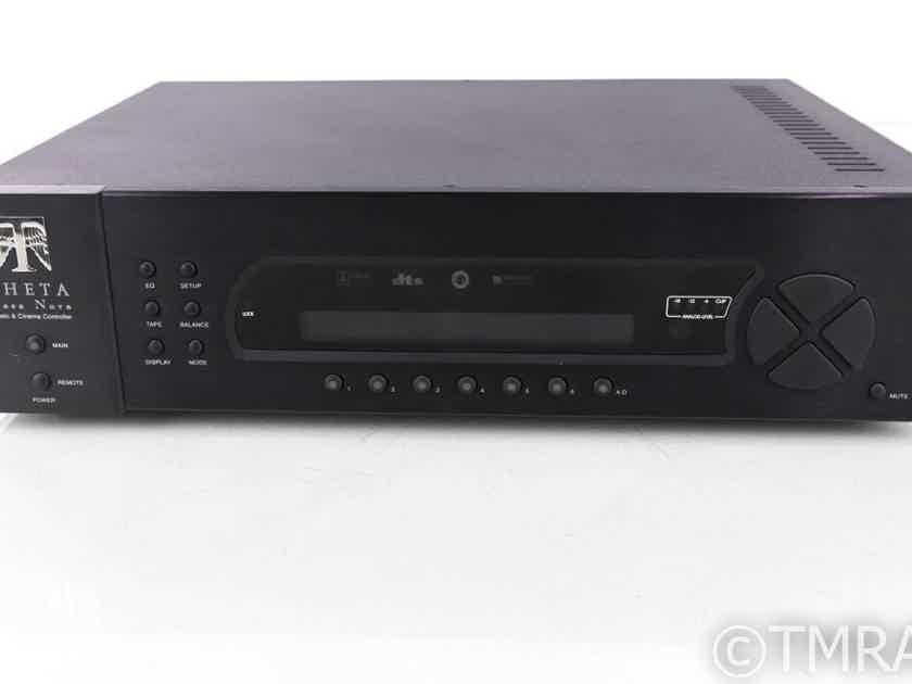 Theta Casa Nova 5.1 Channel Home Theater Processor; Remote (20811)