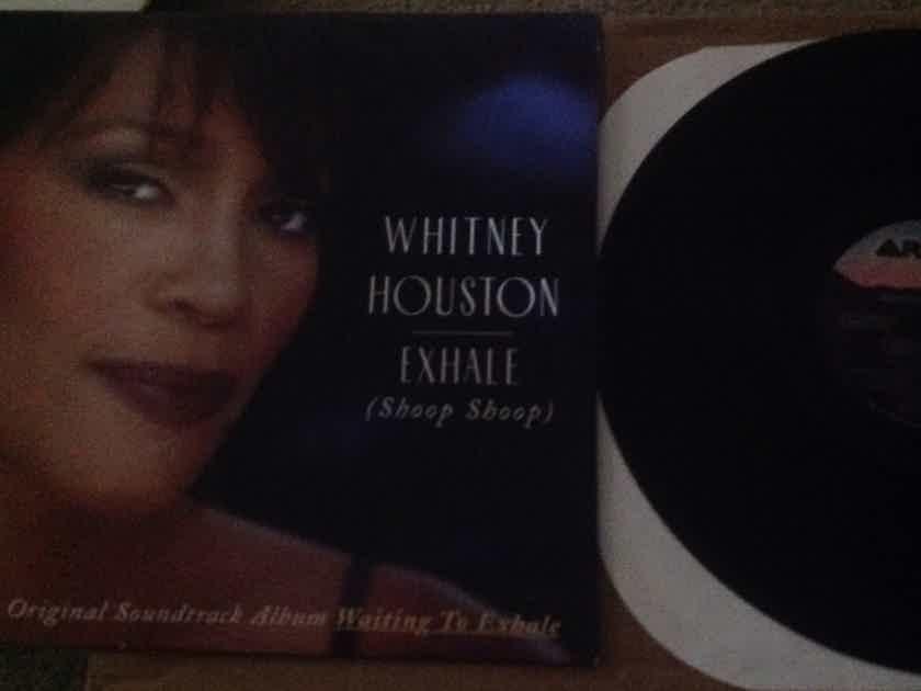 Whitney Houston - Exhale(Shoop Shoop) Arista Records 12 Inch EP Vinyl NM