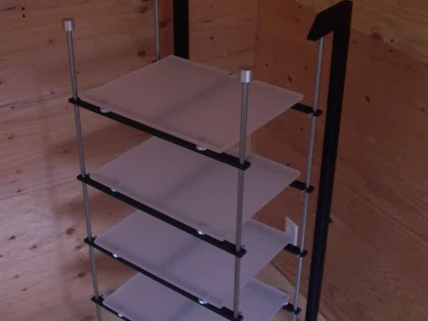 pARTicular, Parallel, isolation stand,, for home theater, turntables, reel to reel and big equipment