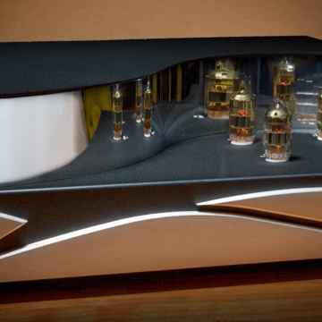 Andros Deluxe Phono Stage
