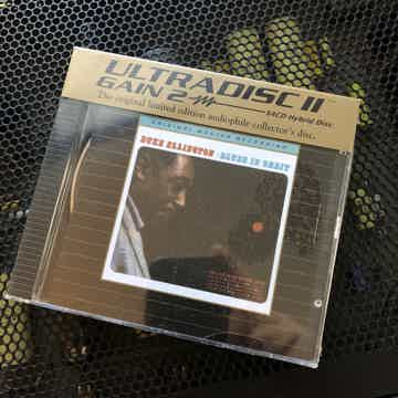 Duke Ellington Blues in Orbit MFSL SACD Sealed
