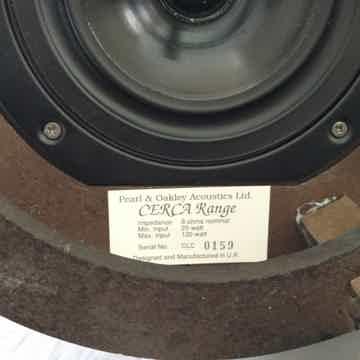 Pearl& Oakley Custom Left Right Speaker