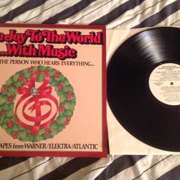 Various Rolling Stones CSN Abba Ramones Randy Newm Give Joy To The World...With Music