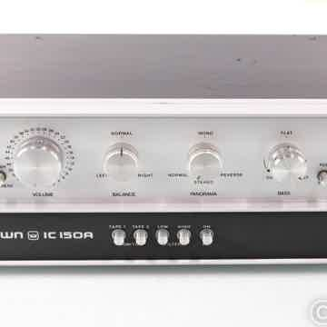 Crown IC 150A Vintage Stereo Preamplifier