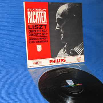 "LISZT / Kondrashin / Richter  - ""Concerto 1 & 2"" -  Phi..."