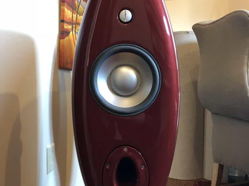 Vivid Audio B1 Borollo Red