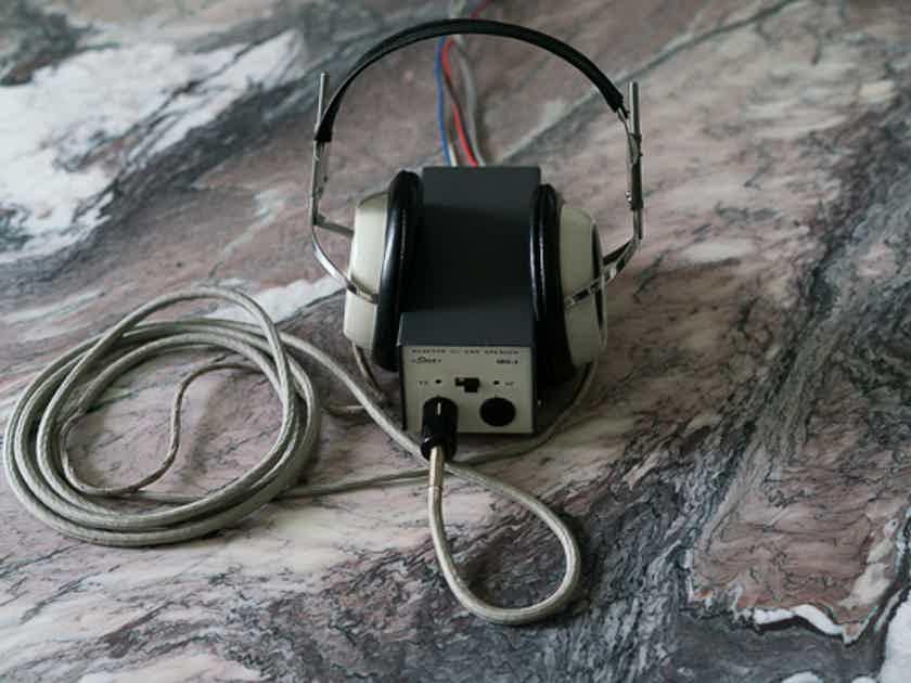 Stax SR-3 Electrostatic Headphones