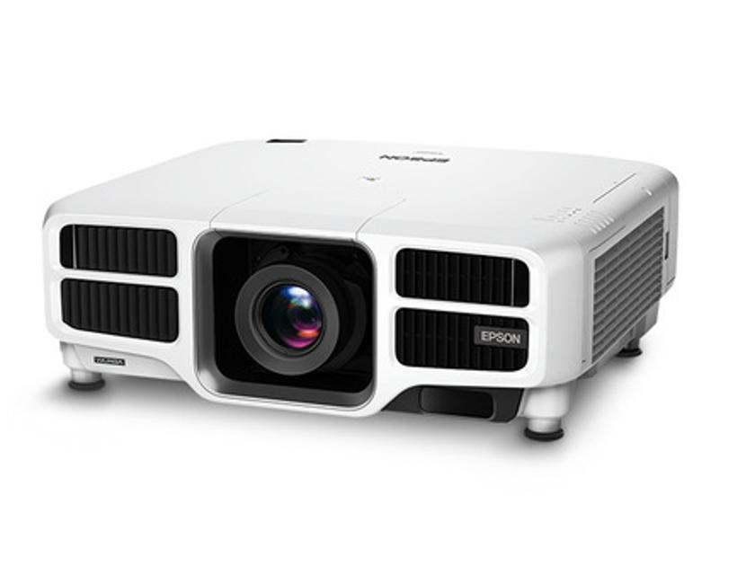 Epson Pro L1490UNL Projector, 9000 lumens, no lens, White