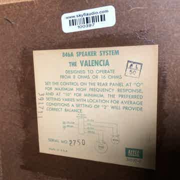 Altec Lansing Valencia 846A