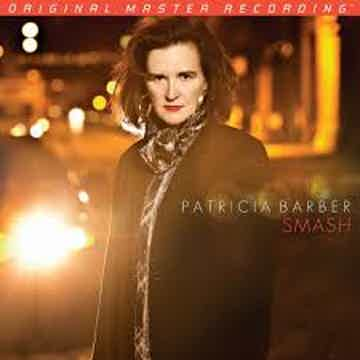 PATRICIA BARBER Smash Num Ltd Edition MOFI LP Vinyl Out of Print