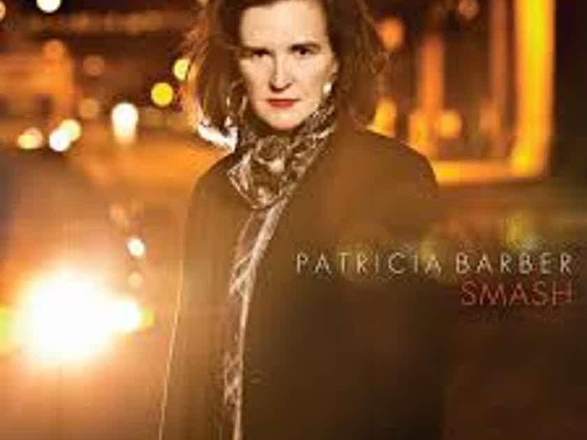 PATRICIA BARBER Smash Num Ltd Edition MFSL Mofi LP Vinyl Out of Print