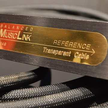 Transparent Audio MusicLink Reference MM2 XLR - 16' Pair